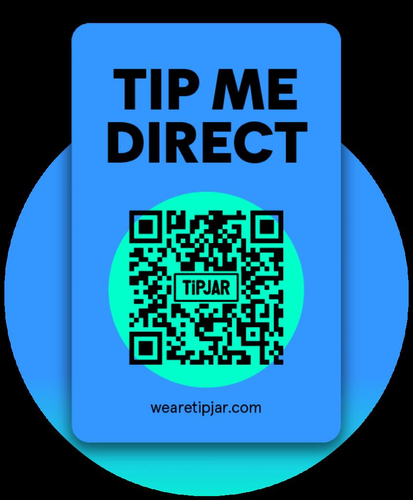 TiPJAR QR Code
